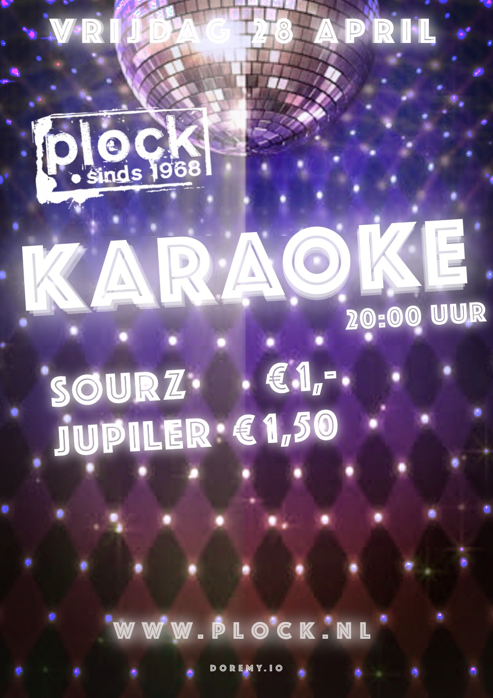Karaoke 28 April 2017 @Plock