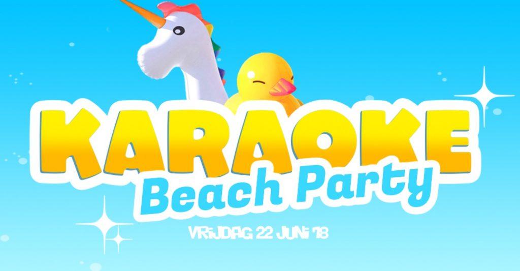Beach Party Karaoke '18